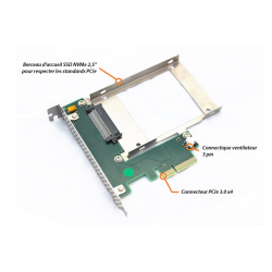 Transcend Extension mémoire pour PC IDE Flash Module Vertical 40 broches 2 Go