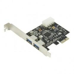 Carte PCIe USB 3.0 KONIG...