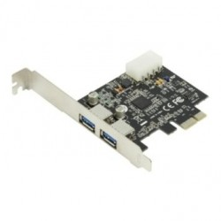 STARTECH 4 port USB 2.0 PCIe