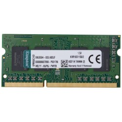 KINGSTON Mémoire RAM 2 Go DDR3