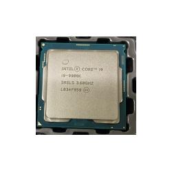CPU CORE I9-9900K 8 Cores...