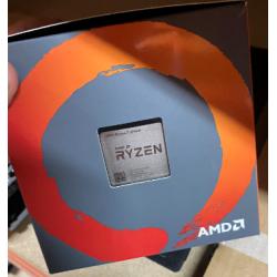 CPU RYZEN 7 2700X 8 Cores...